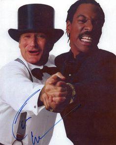 Robin Williams & Eddie Murphy