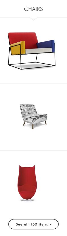 """CHAIRS"" by mohd-homedesign ❤ liked on Polyvore featuring home, furniture, vitra furniture, vitra, chair, chairs, accent chairs, cappellini chair, cappellini and three legged chair"