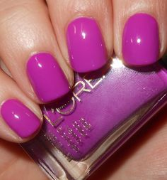 Imperfectly Painted: L'Oreal Flashing Lilac