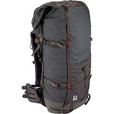 Klattermusen Grip 60L Backpack Raven, One Size