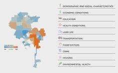 Interactive Health Profiles / PLAN for a Healthy Los Angeles
