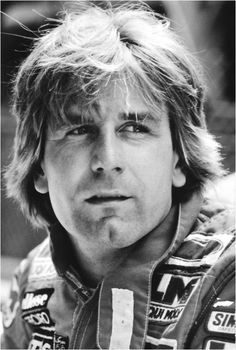 Autograph:Manfred Winkelhock - Formula One driver.