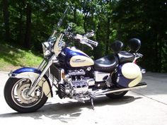 Honda Valkyrie photos