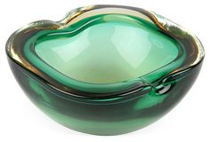 Murano Glass Bowl, Geode on OneKingsLane.com