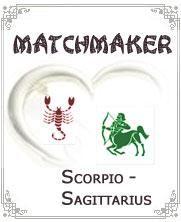 Scorpio Sagittarius