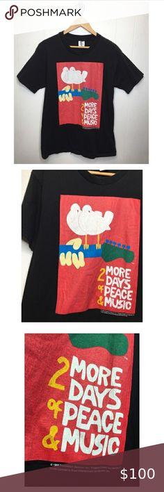 Woodstock Girls Festival Poster T-Shirt