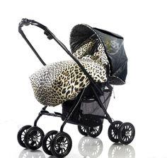 Roberto Cavalli stroller @Roberto Cavalli