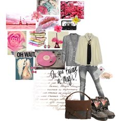 Shopaholics Anonymous - Polyvore
