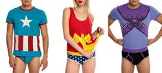 Adults Can Be Superheroes With These New Underoos Sets