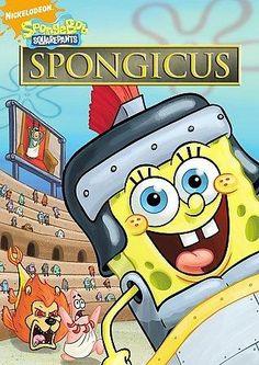Paramount Studios Spongebob Squarepants: Spongicus