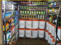 Learn the importance of prepper pantry to preppers. Prepare for tomorrow with prepper pantry as part of your survival, preparedness plan. Survival Shelter, Survival Life, Survival Food, Outdoor Survival, Survival Prepping, Survival Skills, Survival Hacks, Wilderness Survival, Survival Quotes