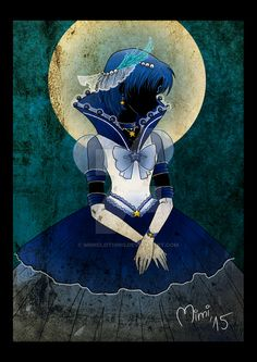 .eternal princess sailor mercury by mimiclothing.deviantart.com on @DeviantArt
