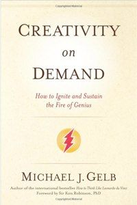 Creativity on Demand ffers spectacularly powerful techniques for transcending our self-limiting beliefs about the nature of creativity and how to merge with the creative flow of life. #BookReview