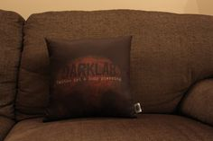 DarkLab pillow!