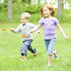 Penny Spoon Race Game | Spoonful