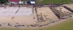 Drone beelden Bike festival Assen
