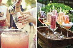 Cocktail ice blocks