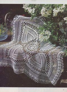 Kira scheme crochet: Scheme crochet no. 2807