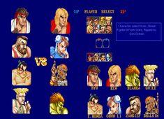 Résultats Google Recherche d'images correspondant à http://games-open.com/wp-content/uploads/2013/09/street-fighter-2-character-selectsprite-database---character-select-kgxdh3on.gif