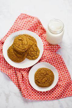 Grain-free Pumpkin Blender Cookies (via abeautifulmess.com)