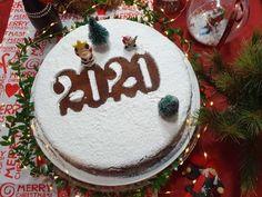 ζάχαρη Vasilopita Cake, Christmas Bulbs, Merry Christmas, New Year's Cake, Greek Cooking, Christmas Cooking, Christmas Recipes, New Years Eve, Mixer