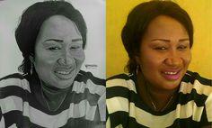 Enamof Pencil Art  #enamofpencilart  +233246179345
