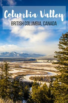 Invermere's mountain landscapes, outdoor activities, natural hot springs, fabulous spa and foodie scene combine for a wellness winter escape in the Columbia Valley.