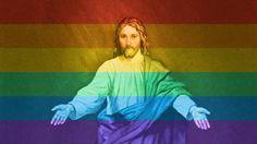 Jesús no abandonaría a un homosexual