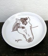 Jean cocteau 1889 1963 asc lpios esculape with for Cuisinier raymond oliver