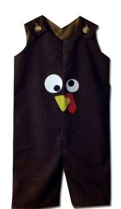Boy's Turkey Longall