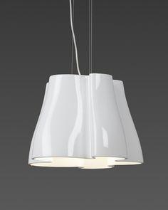 MISS pendant lamp / Produced by Mantra Iluminación / Designed by Santiago Sevillano www.mantrailuminacion.com
