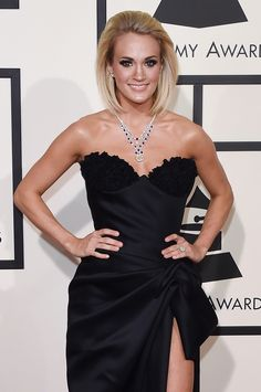Carrie Underwood - Les filles sexy des Grammy Awards 2016