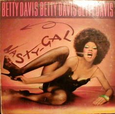 Betty Mawbry Davis was an amazing, wild and original Blues singer-songwriter from the 60s. She was married for a time to Miles Davis and impacted his style by introducing him to Jimi Hendrix.Her music is intense, uninhibited and NASTY! Love it!