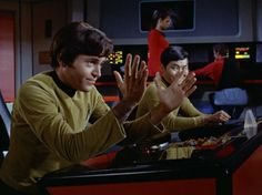 TOS Amok Time.