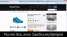 Aprenda Como Importar o Tênis Adidas Springblade Com até 63% de Desconto!