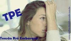 Qual mulher de embarcado que não sofre com a TPE?? Vocês não sabem o que é? Passa lá no blog que tem um post novinho explicando!! O link tá na bio. #mulherdeembarcado #postnovo #trabalhoembarcado #TPE by mulherdeembarcado