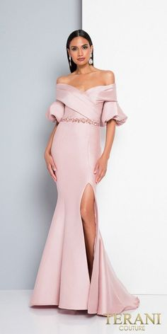 Put your best foot forward and make a confident grand entrance in the Off  the Shoulder 2fe8b55ae92