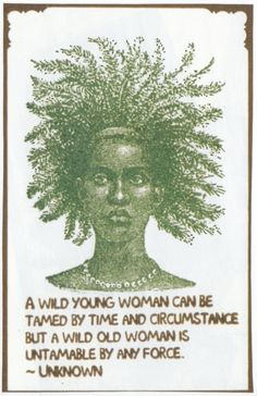 I am a woman getting older, wilder and wiser.such is the emergence of Crone wisdom. Wise Women, Old Women, Strong Women, Le Genre, Aged To Perfection, Ageless Beauty, Aging Gracefully, Divine Feminine, Silver Hair