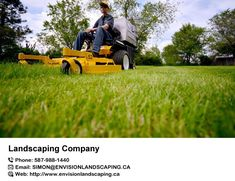 Envision landscaping is a #landscaping #company with a team of professionals who offer regular maintenance of gardens and lawns. We specialize in both soft cape and hard cape work. Whether it is about planting or designing a new landscape, irrigation or erosion solutions, installing a soft cape or hard cape work, we are here to help you in any manner.  https://bit.ly/2pD3Uls