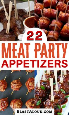 Appetizers On Skewers, Finger Food Appetizers, Yummy Appetizers, Appetizers For Party, Finger Foods, Appetizer Recipes, Meat Recipes, Cooking Recipes, Game Day Food