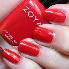 Zoya Nail Polish in Hannah via @lacqueredlori