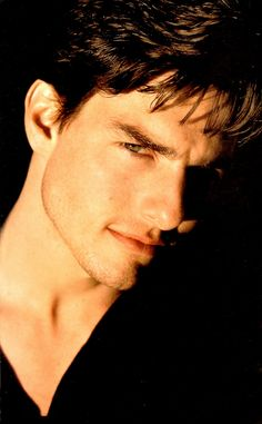 Tom Cruise. My God...