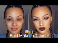 """Bold Makeup Tutorial 