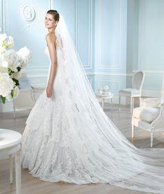 SAN PATRICK Rivoli Talla 6 - De novia a novia #vestidodenovia #vestidodenoviausado #denoviaanovia