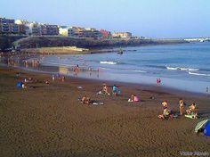 Playa de Melenara Telde Gran Canaria
