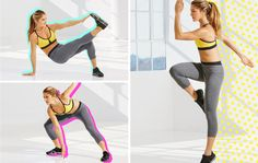 Total-Body Strength Workout For Women