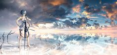 Infinite Melody by yuumei on DeviantArt