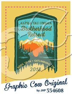 Brotherhood Retreat mountain lake forest Alpha Tau Omega outdoors #grafcow