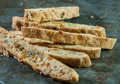 Corn Meal and Olive Oil Biscotti.. By Kimberlie Robert