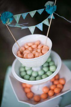 0708 The Big Day 7-Candy buffet&Wedding Cake- wedding note♡takacomachi*。
